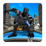 Panther Super Hero Crime City Battle for PC