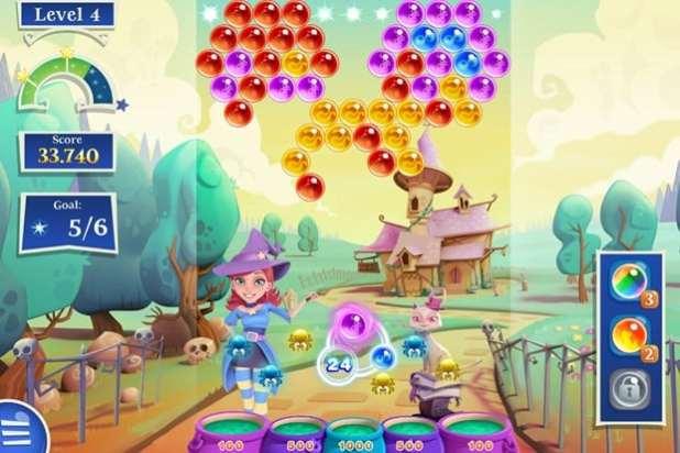 Bubble Witch 2 Saga img