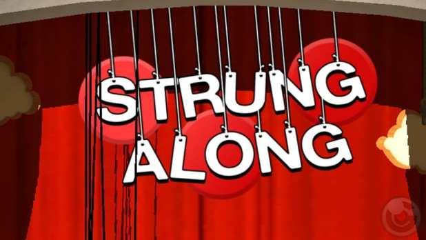 Strung Along Logo