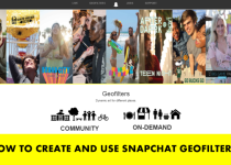 How to Create and Use Snapchat Geofilters On-Demand