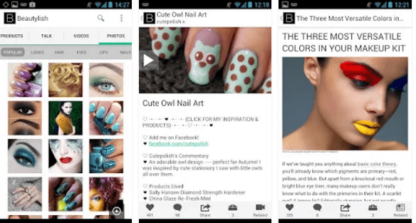 The app also has Step-by-step tutorial videos to learn how to create the latest braids and hairstyles. Apply makeup and see how to create nail designs ...