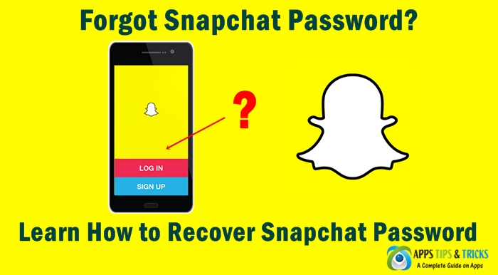 How to reset password on snapchat without phone number