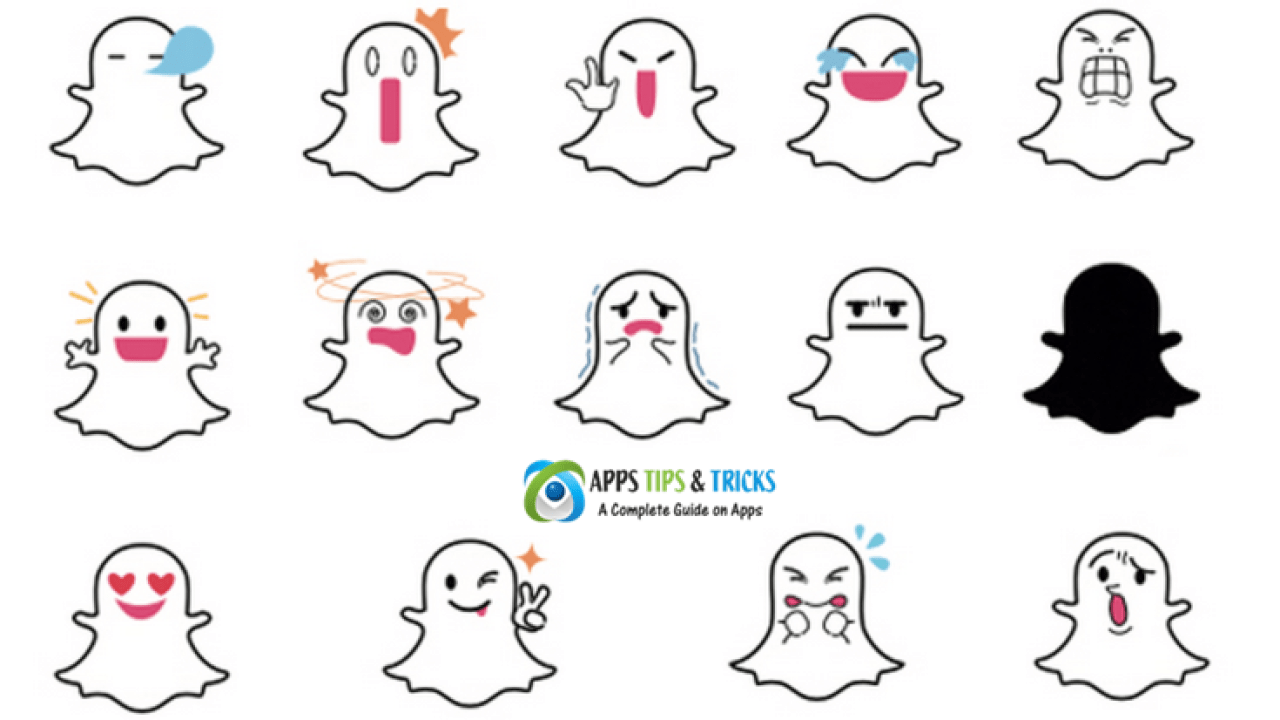 Snapchat Ghosts Meaning: What Do the Different White
