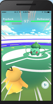 attacking gyms