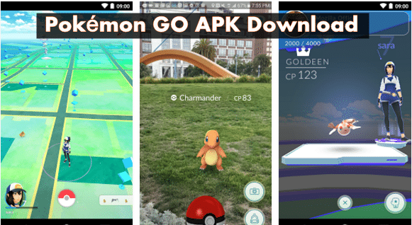 pokemon go apk download