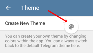 telegram custom theme editor