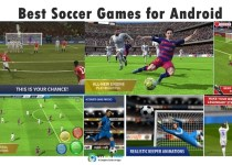 Best Soccer Games for Android Offline & Online