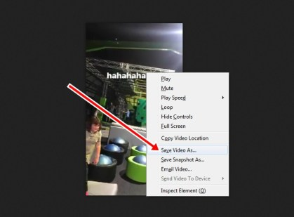 download facebook videos on Firefox