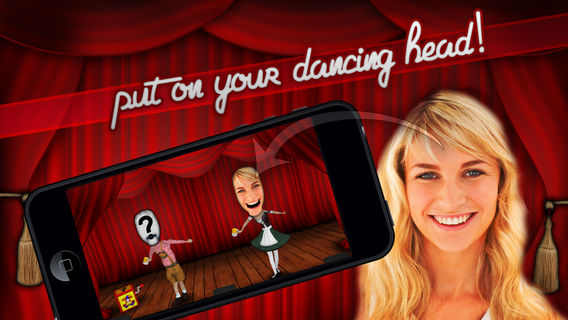 Dance Booth – My singing & dancing tour
