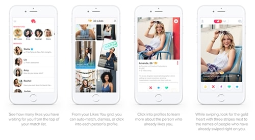 How to find out who liked you on Tinder