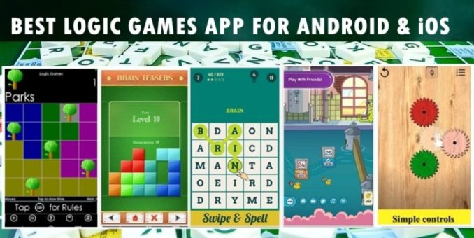 15 Best Logic Games 2018 for Android and iOS devices