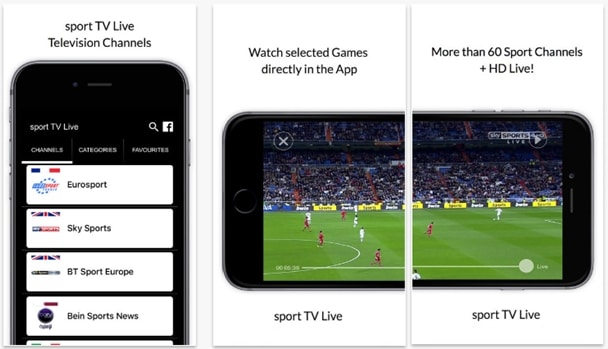 15 Best Sports Streaming Apps for Android and iOS 2019