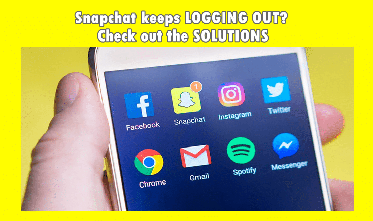 Snapchat account locked third party app | How to Avoid Getting