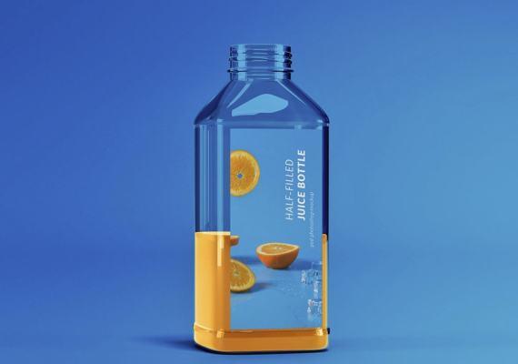 Portfolio image 1 min - Bottle Design