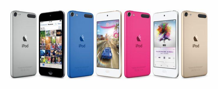 iPod-line