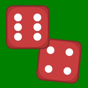 Dice Roller iOS App icon.