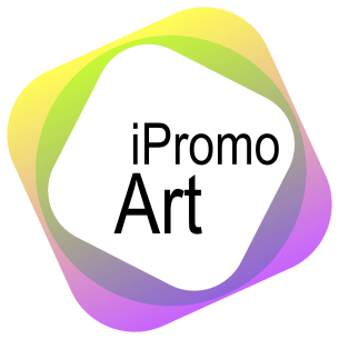 iPromo Art Creator Mac App icon.