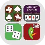 Casino Game Pack iOS bundle icon