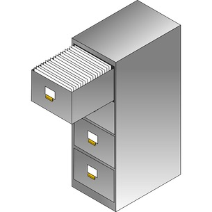 File Cabinet Mac App Icon JPEG