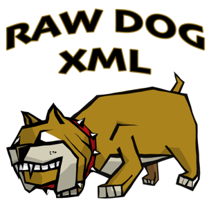 Raw Dog XML Viewer Mac app icon 305 x 305.