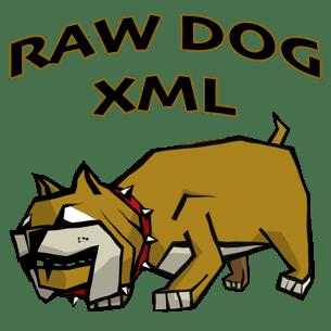 Raw Dog XML Viewer Mac app icon.