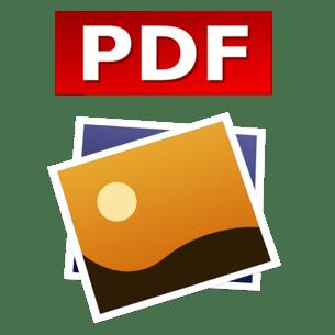 PDF Image Xtractor Mac app icon.