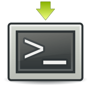 Open Directory in Terminal Mac App Icon