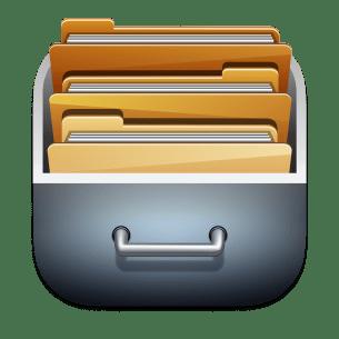 File Cabinet Pro macOS Big Sur app icon