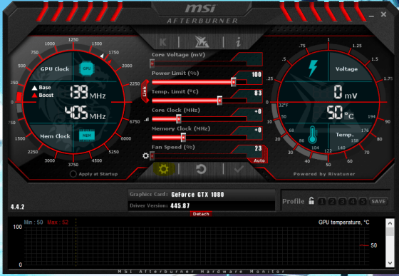 How To Undervolt Your GPU To Gain Performance In Games - Appuals.com