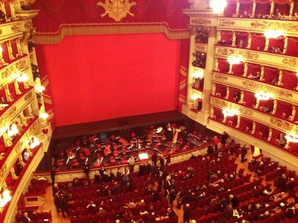 Teatro alla Scala: Lucia di Lammermoor canta il suo amore ...