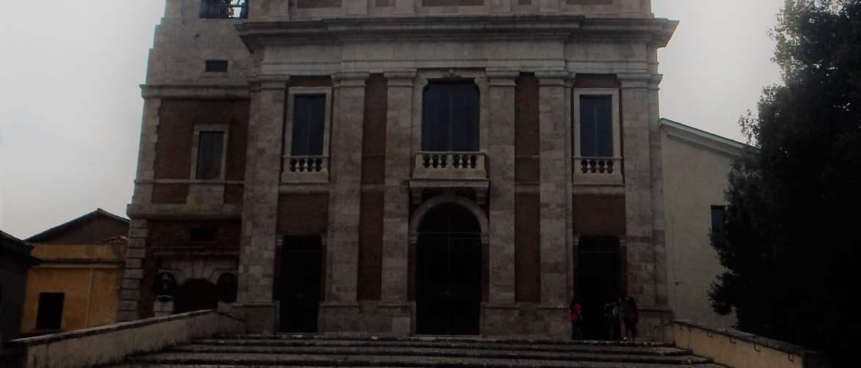 Alatri Basilica di San Paolo