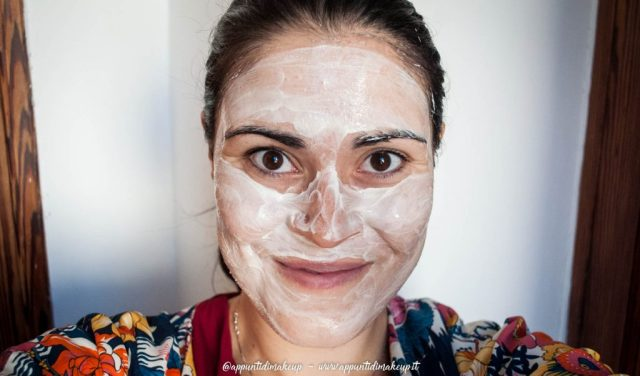 cosnature maschera all'olivello spinoso multi-power