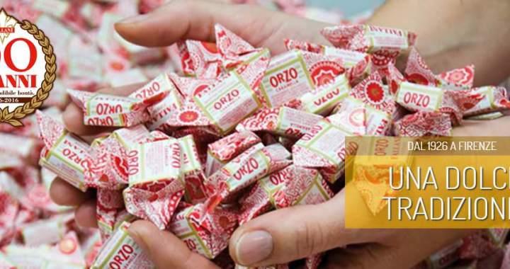 Caramelle Fallani, una bontà tutta italiana