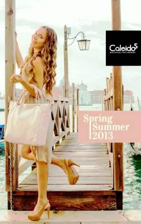 Caleidos, collezione Primavera-Estate 2013