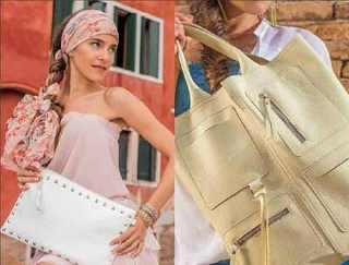Caleidos, collezione Primavera-Estate 2013 1 borse