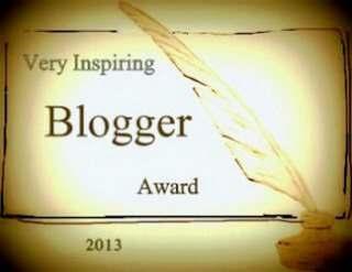 Premio VERY INSPIRING BLOGGER AWARD 2017 1 Premio VERY INSPIRING BLOGGER AWARD 2013