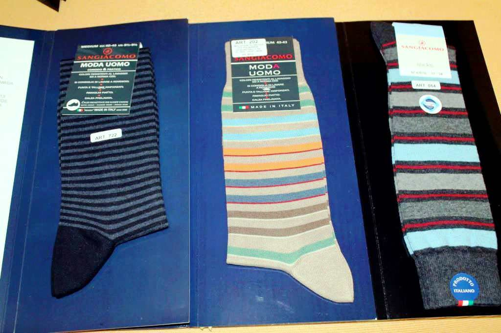 Calze San Giacomo per ogni piede calzini adatti