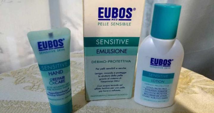 Morgan Pharma Eubos, prodotti dermatologici che risolvono problemi di pelle