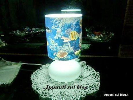 Capricci Italiani: lampade personalizzate con foto