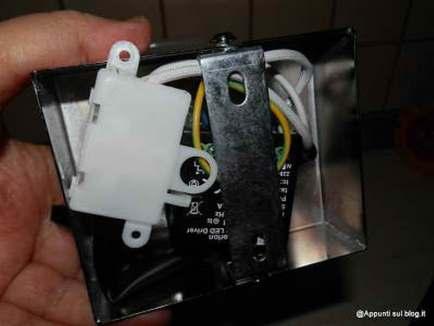 Lampada spot LED Vegard-1 di Lightcraft su Electronic-Star