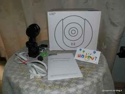 DbPower IP Camera dall'occhio vigile 9 DbPower IP Camera