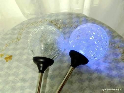 Esky® Sky of Electronics, sfere per illuminare il buio 6 articoli per la casa
