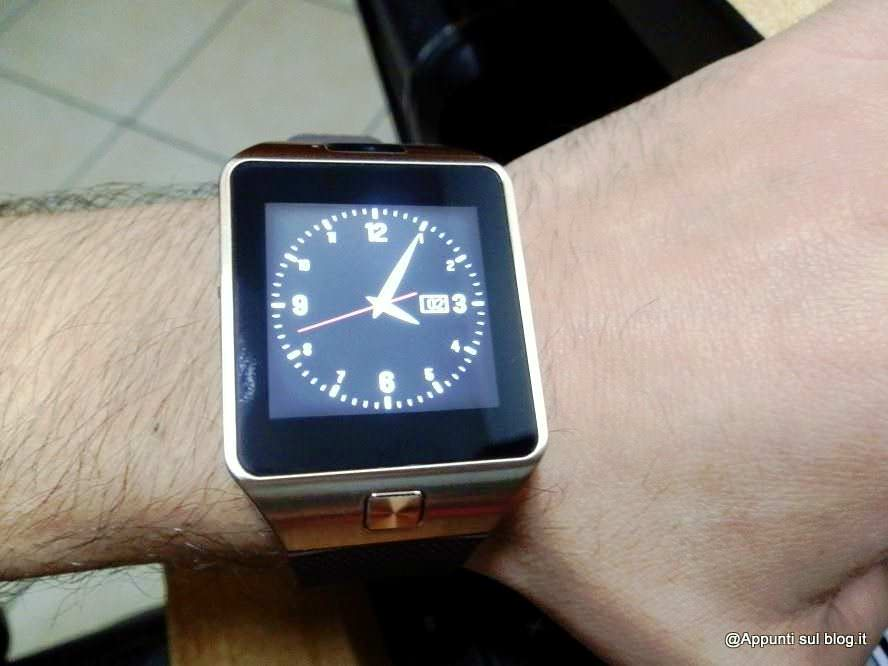 Smartwatch DeYoun Android bluetooth