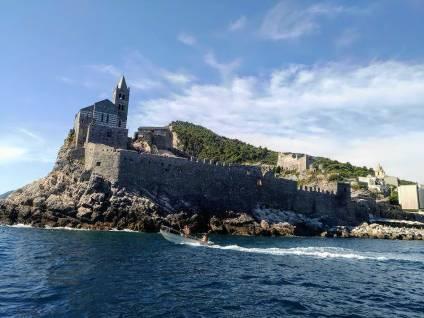Portovenere: Santuario della Madonna Bianca e dintorni