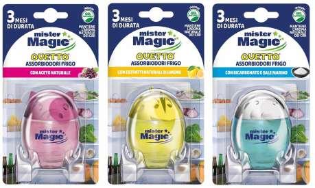 """Elimina gli odori con """"Zero Odori"""" di Mister Magic 3 gadgets"""