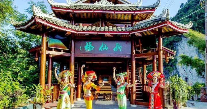 Guangxi in Alla ricerca di Liu Sanjie