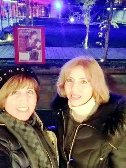 Cava dei Tirreni, in Campania,portici del 400