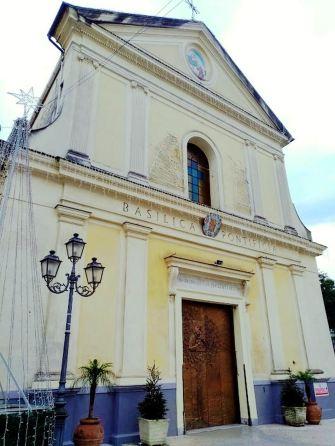 Cava dei Tirreni: Madonna dell'Olmo