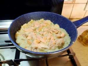 Rio mare: tortino di patate al salmone