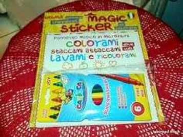 Magic Sticky il Pannetto Magico eco dall'uso infinito 1 articoli per la casa